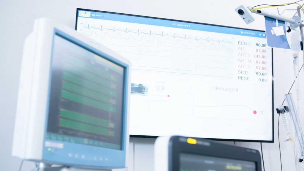Le Big Data pour améliorer la médecine intensive
