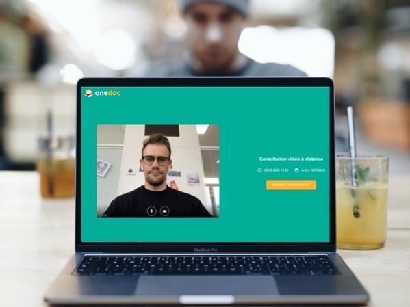 La startup OneDoc vient en aide des médecins suisses en réponse au coronavirus