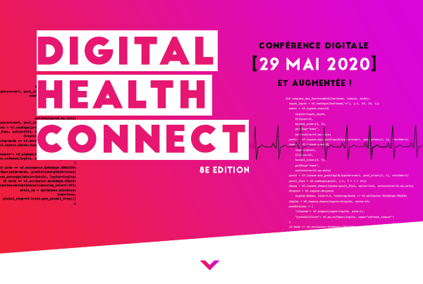 Digital Health Connect 2020 – Amazon Web Services (AWS)
