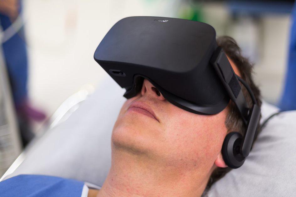 Quand l'hypnose et la réalité virtuelle s'allient pour améliorer le bien-être des patients !